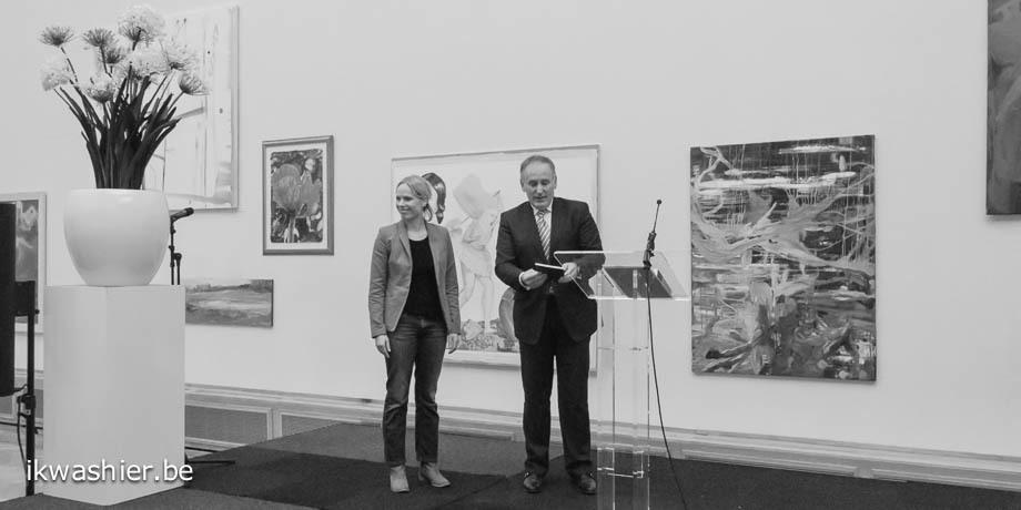 Tweede Debuutprijs Het Liegende Konijn: winnaar  Ruth Lasters