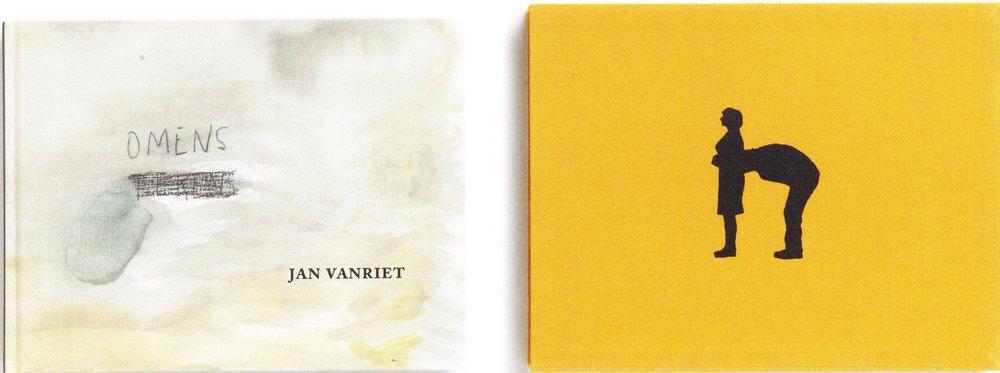 'Omens / Tekens' Jan Vanriet