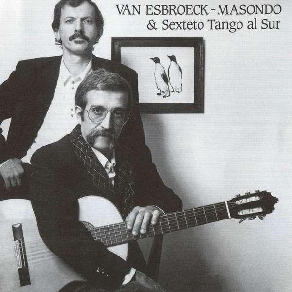 LP Van Esbroeck - Masondo & Sexteto al Sur