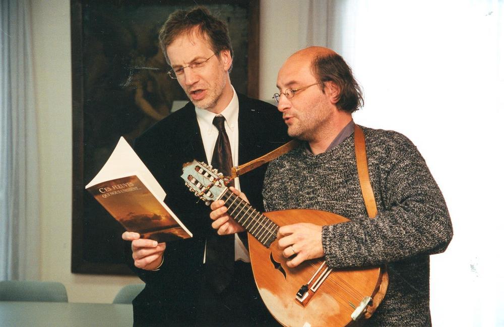 Luc Devoldere brengt een muzikale ode aan Jozef Deleu