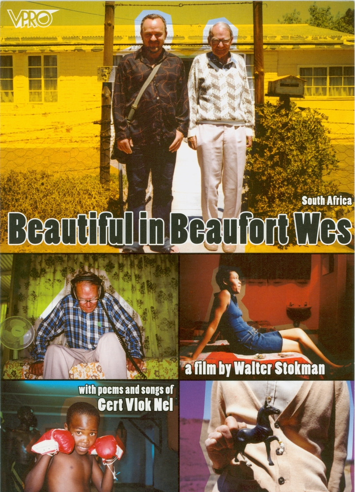 Promotiekaart uitzending documentaire <em>Beautiful in Beaufort Wes</em>