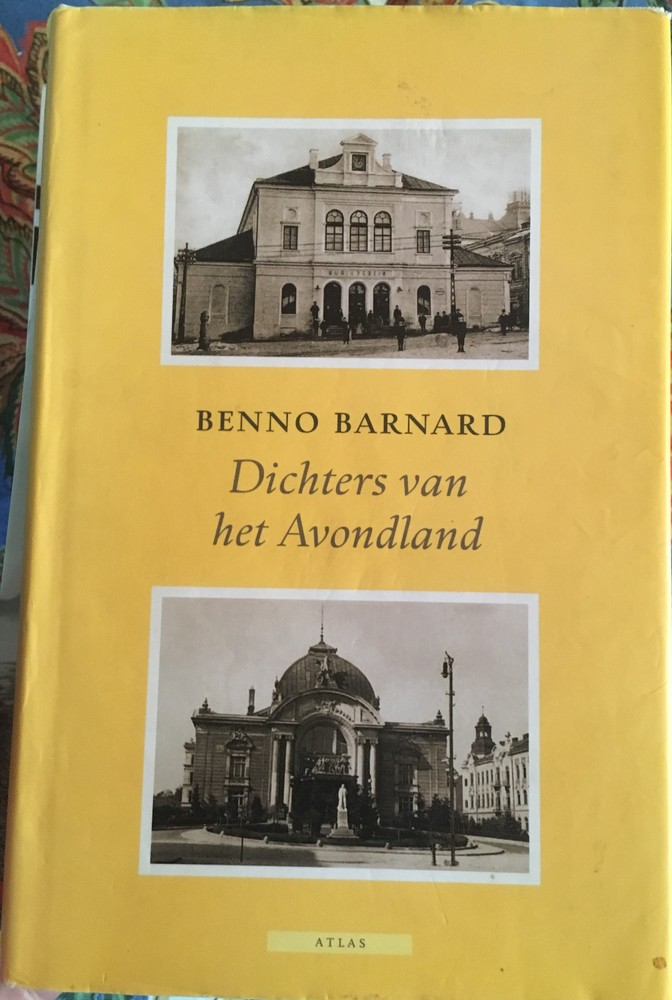 <em>Dichters van het Avondland</em> - Benno Barnard (Atlas, 2006)