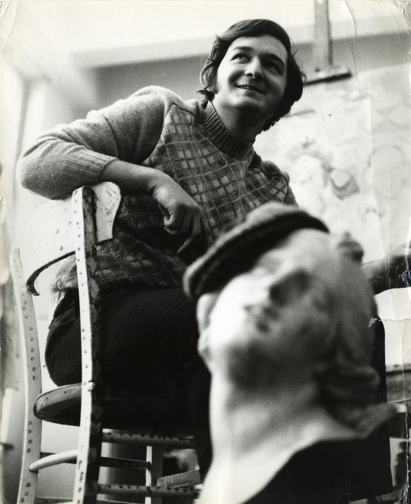 1968 Eerste jaar academie Antwerpenfoto paule pia.jpg