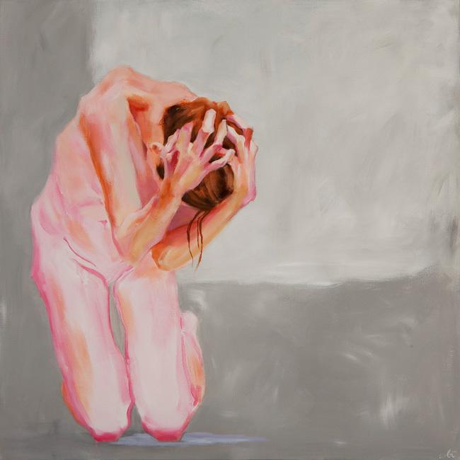 Foto schilderij van Baars mi smelten mine sinne.jpg