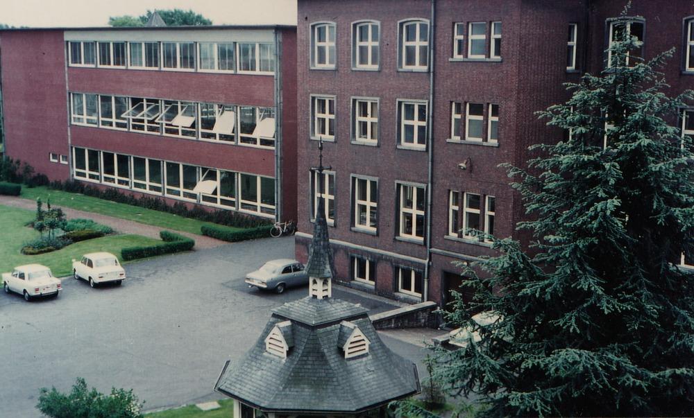 Middelbare school van Luuk Gruwez