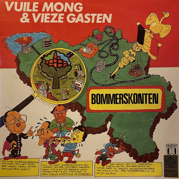 LP Bommerskonten - Vuile Mong & Vieze Gasten