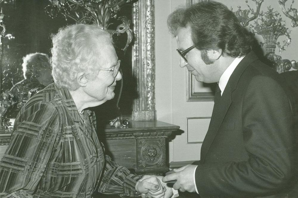 Jozef Deleu krijgt de Prix Descartes