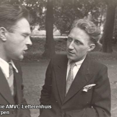 André Demedts en Pieter Geert Buckinx