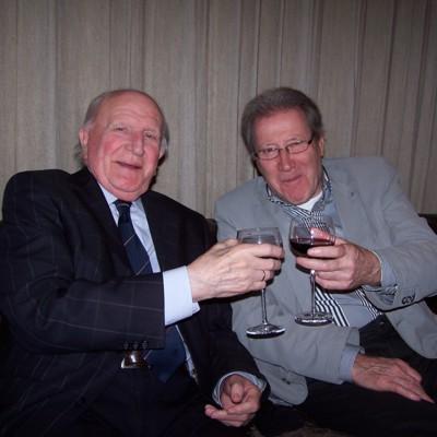 Renaat Ramon en Fernand Bonneure
