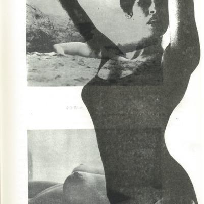 Creatieve uitspatting: collage met vrouwen - daele 11/12