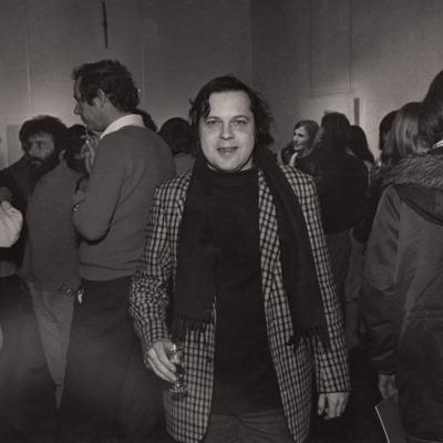 Nic van Bruggen © Gerald Dauphin, Collectie Fotomuseum Antwerpen.