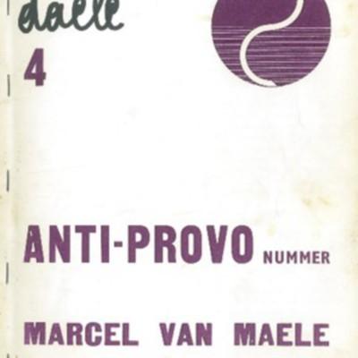 Covers van het tijdschrift daele