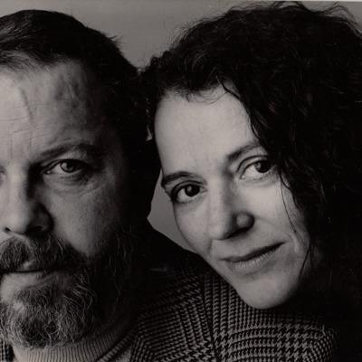 Nic van Bruggen en Linda Vinck© Gerald Dauphin, Collectie Fotomuseum Antwerpen.