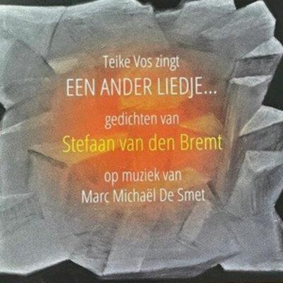 Teike Vos zingt 'Ontmoetingen', een gedicht van Stefaan van den Bremt