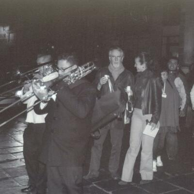 Uitreiking Premio Internacional de Poesia Zacatecas 2007) aan Stefaan van den Bremt