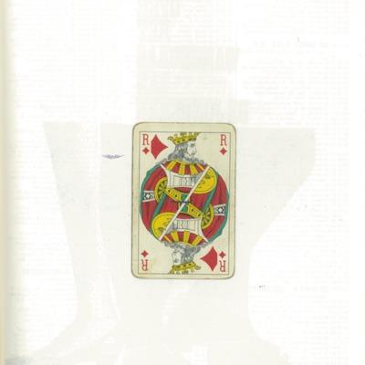 Creatieve uitspatting: speelkaart - daele 5/6