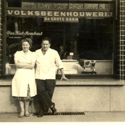 Ouders Jan Vanriet